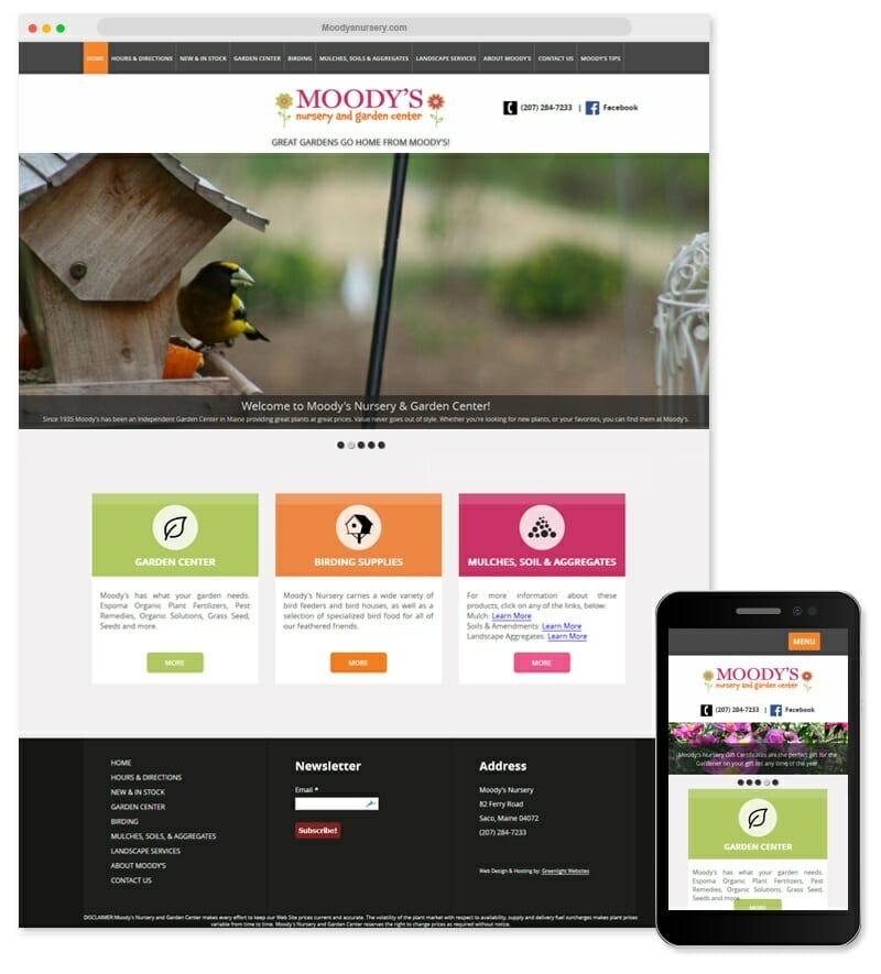 Moodys Nursery